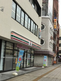 松本駅前にセブンイレブンがOPEN!
