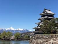 松本城など再度公開中止となっています